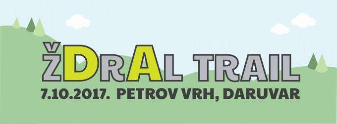 Ždral trail