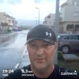 ja kiša trening