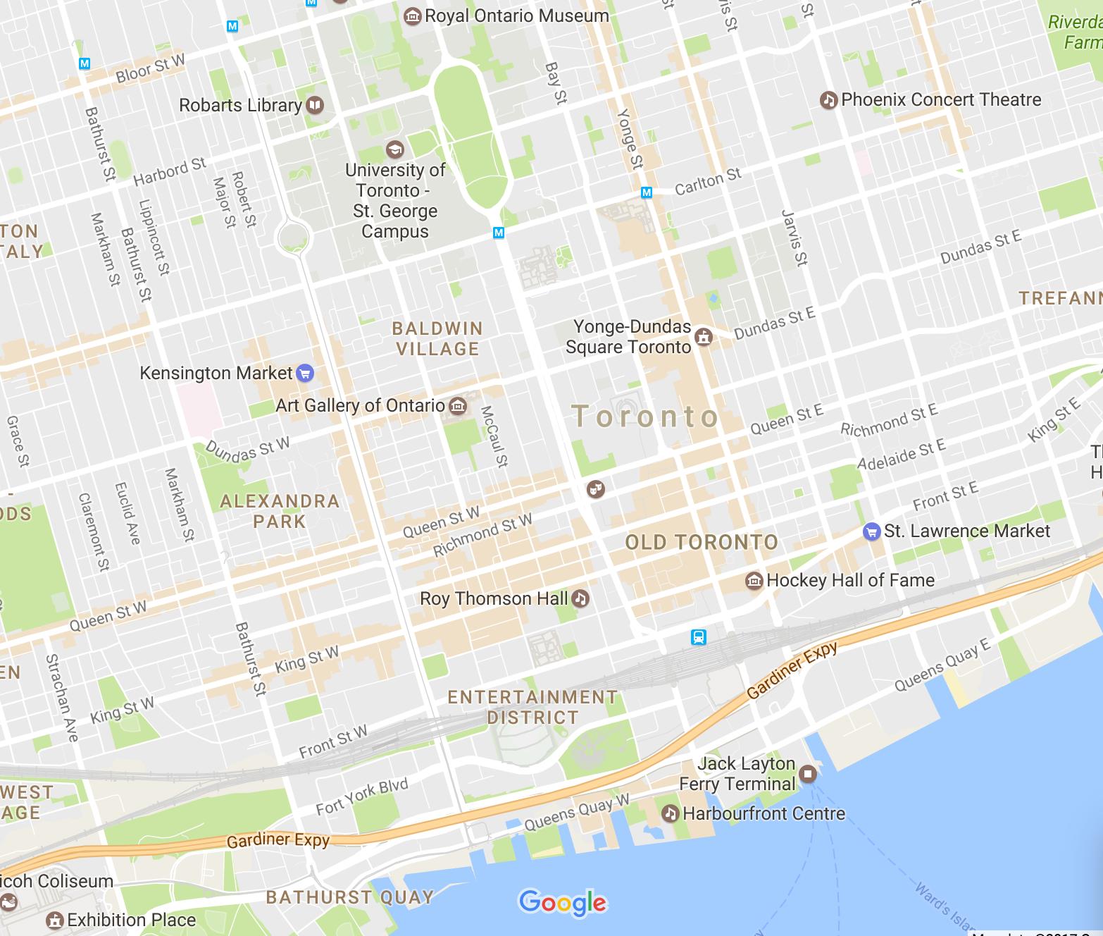 Aplikacije u Torontu
